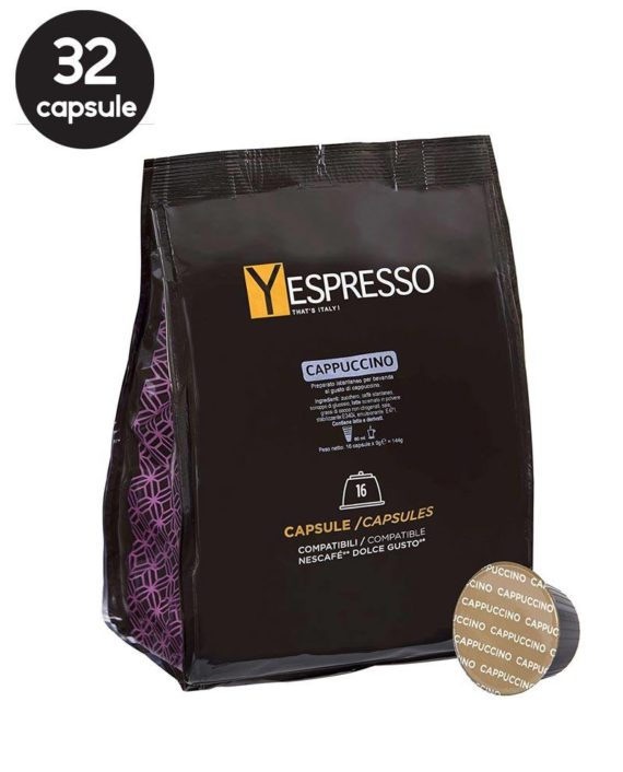 Yespresso Dolce Gusto Cappucino