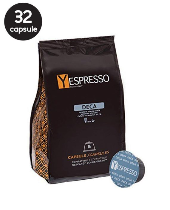 Yespresso Dolce Gusto Deca