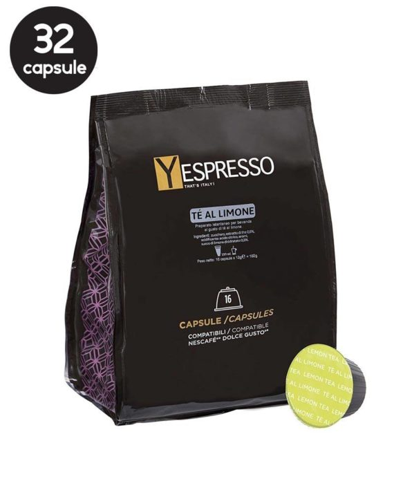 Yespresso Dolce Gusto Lamaie